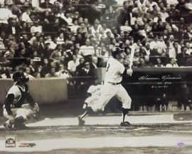 Killebrew hits number 500 (Source: Mounted Memories)